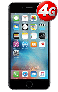 iPhone 6s 128GB  Negru 4G