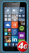 Microsoft Lumia 640 Albastru