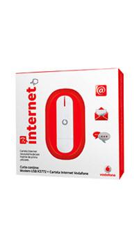 Cartela Internet Vodafone K3772